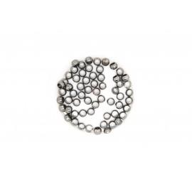 Perles à écraser 3.5mm, 4pc