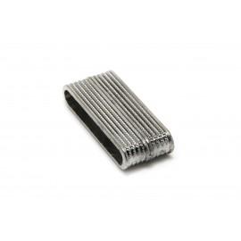 Fermoir aimanté plat 30X4.5mm