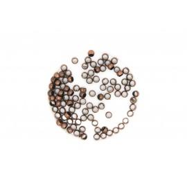 Perles à écraser 3mm, à la cuillère