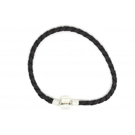chaussures de séparation 203e6 38901 Bracelet Pandora en cuir
