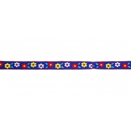 Ruban Fleuri, par 50 cm
