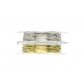 Fil cuivre 0.3mm, bobine 10 mètres
