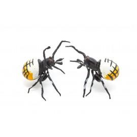 Aimant Araignée jaune