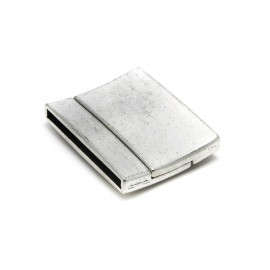 Fermoir aimanté plat 30X2.5mm